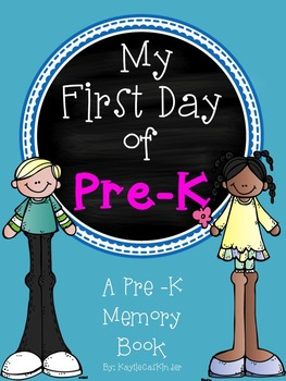 My First Day of Pre-K:                 A First Day of Pre-