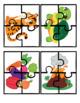My First Jigsaw Puzzles 36 Pack - KINDERGARTEN SKILLS 1