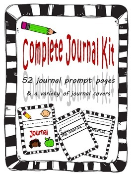 Complete Journal Prompt Kit
