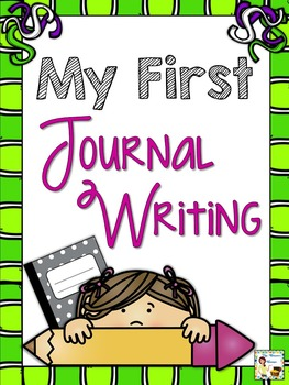 My First Journal Writing - Prompts for the Year!