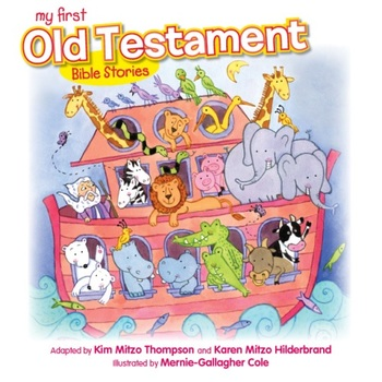 My First Old Testament Bible StoriesRead-Along eBook & Aud