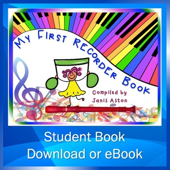 My First Recorder Book, Student