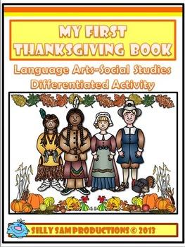 Thanksgiving Book: Language Arts-Social Studies Differenti