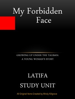 My Forbidden Face by Latifa-- Complete Study Unit