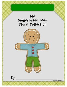 My Gingerbread Man Story Collection