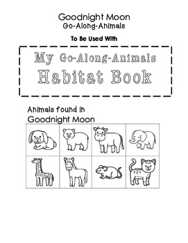 My Go-Along-Animals (Goodnight Moon)