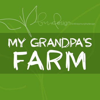 My Grandpa's Farm Font for Commercial Use