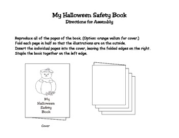 My Halloween Safety Book