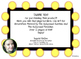 My Hollywood Star Timeline! Bulletin board idea