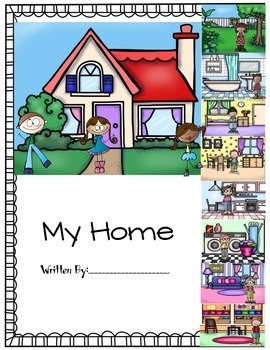 My Home - Writing Journal