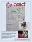 My Insect (Clay insect project)