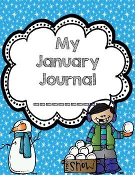 My January Journal