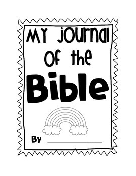 My Journal of the Bible
