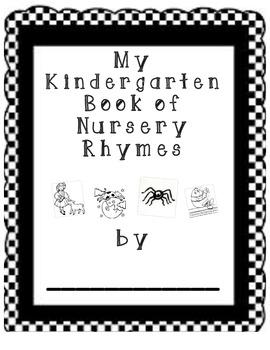 My Kindergarten Book of Nursery Rhymes
