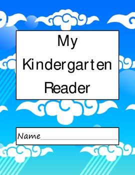 My Kindergarten Reader (without Jesus Stories)