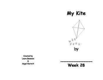 My Kite Sight Word Book- Week 28