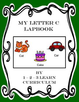 My Letter C Lapbook