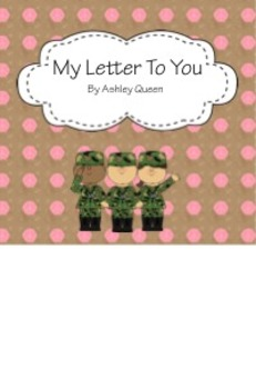 My Letter To You - Lyric Sheet