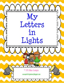 My Letters in Lights