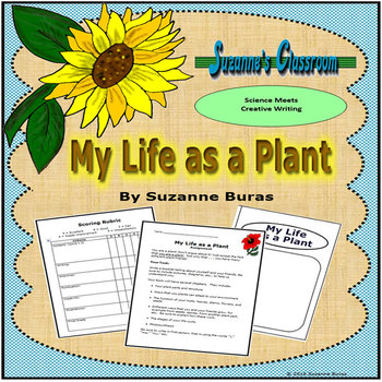 My Life as a Plant: Science Meets Creative Writing