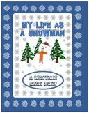 My Life as a Snowman – narrative writing mini-unit
