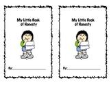 My Little Book of Honesty
