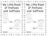 Prefixes and Suffixes Book