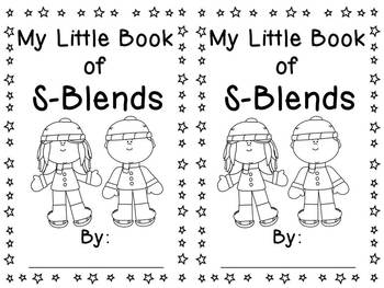 My Little Book of S-Blends