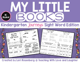 Sight Word Booklets {Compatible With Kindergarten Journeys}