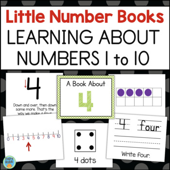 Learning About Numbers 1 to 10