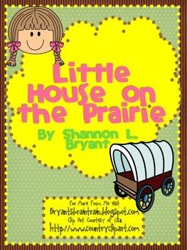 "My ""Little House on the Prairie"" Reading Log"