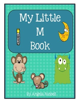 My Little M Book