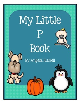 My Little P Book