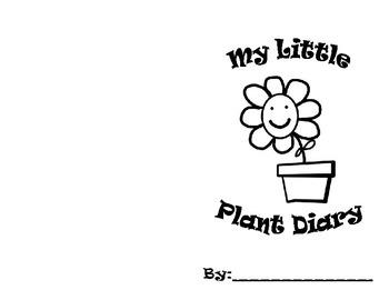 My Little Plant Diary - Diario de plantita