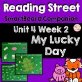 My Lucky Day SmartBoard Companion Kindergarten