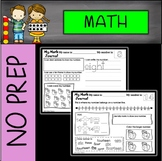 No Prep Kindergarten Math