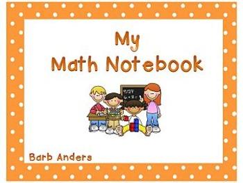 My Math Notebook