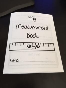 My Measurement Book