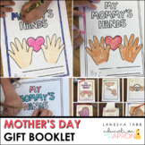 My Mommy's HANDS! A Mother's Day Printable Book