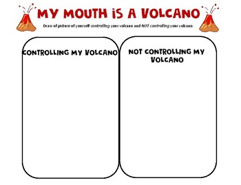 My Mouth is a Volcano - Interrupting