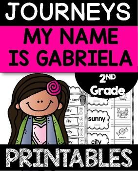 My Name is Gabriela Journeys