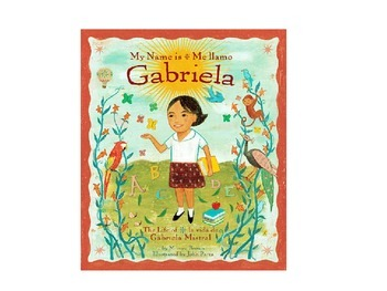 My Name is Gabriela Vocabulary Power Point