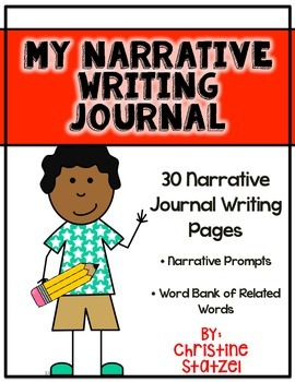 My Narrative Writing Journal