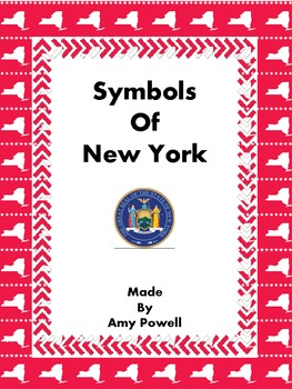 My New York Symbols Book