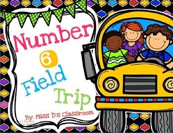 Number 6 Field Trip!