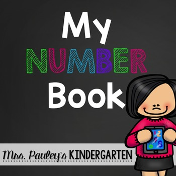 My Number Book (0 - 10)