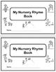 My Nursery Rhyme Book