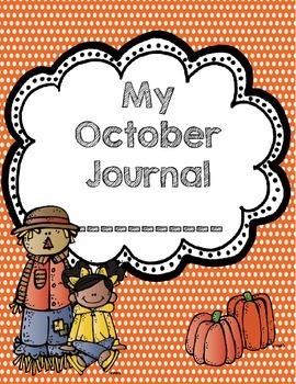 My October Journal
