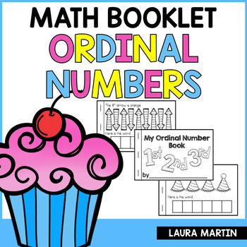 Interactive Math Booklet-Ordinal Numbers