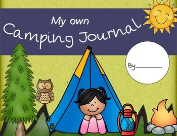 My Own Camping Journal